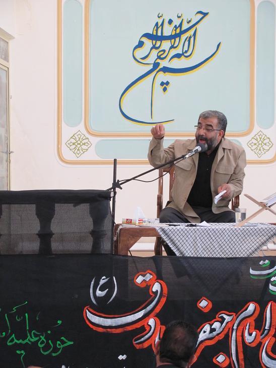 حاج كاظم محمدي